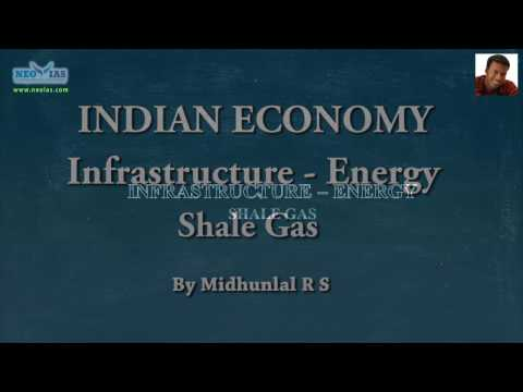 Shale Gas | Energy - Infrastructure | Indian Economy