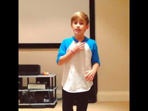 johnny orlando singing the monster youtube. Black Bedroom Furniture Sets. Home Design Ideas