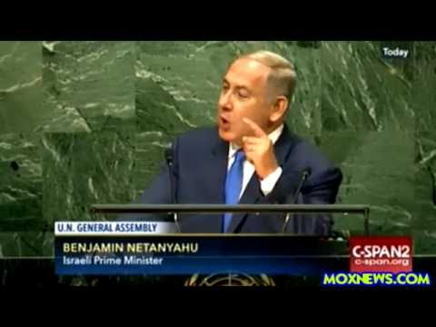 "Netanyahu ""We Will NOT Accept Any Attempt By The U.N. To Dictate Terms To Israel!"""