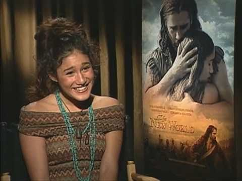 Q'Orianka Kilcher  The New World