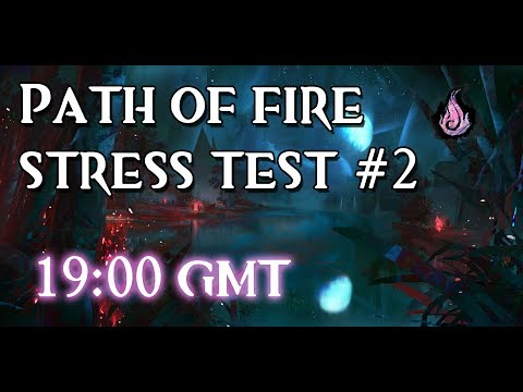 STRESS TEST #2! Guild Wars 2: Path of Fire | HOLOSMITH GAMEPLAY | BOUNTIES