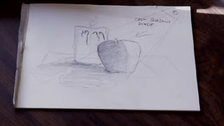 How to Shade a Still Life : Drawing & Art