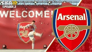FIFA 19 ARSENAL CAREER MODE - #2 BUST THE BANK SIGNINGS!!