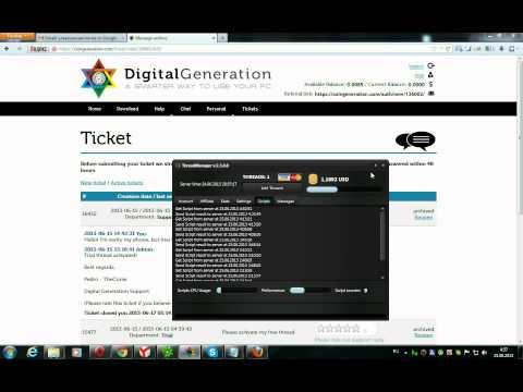 Пассивный заработок в интернете 30$ Регистрация в Digital Generation. Подробная инструкция.