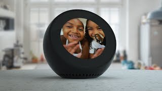 Echo Spot: Drop In on Friends and Family