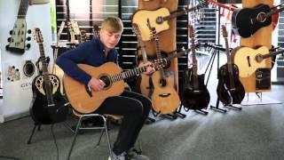 Frank Schlüter / Ovation guitars