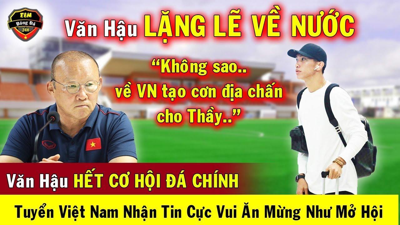🔥Văn Hậu Về Nước Hết Cơ Hội Đá Chính Ở Hà Lan..Tuyển Việt Nam Nhận Tin Cực Vui