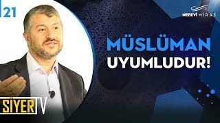 Müslüman Uyumludur! | Muhammed Emin Yıldırım (21. Ders)