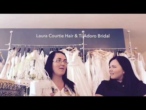 The Laura Courtie Show - Bridal store edition