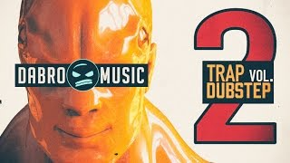 'Trap Dubstep Vol 2' By DABRO Music - Heavy Trap Drum Loops