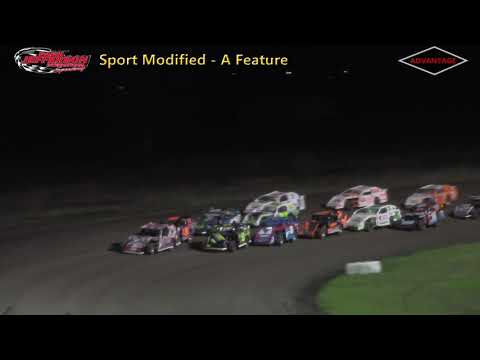 Sport Modified Feature - Park Jefferson Speedway - 5/5/18