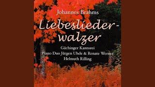 Neue Liebeslieder Waltzes, Op. 65: No. 7, Vom Gebirge Well
