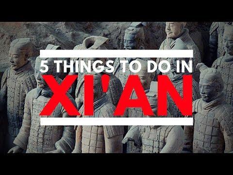 5 Things To Do In Xian