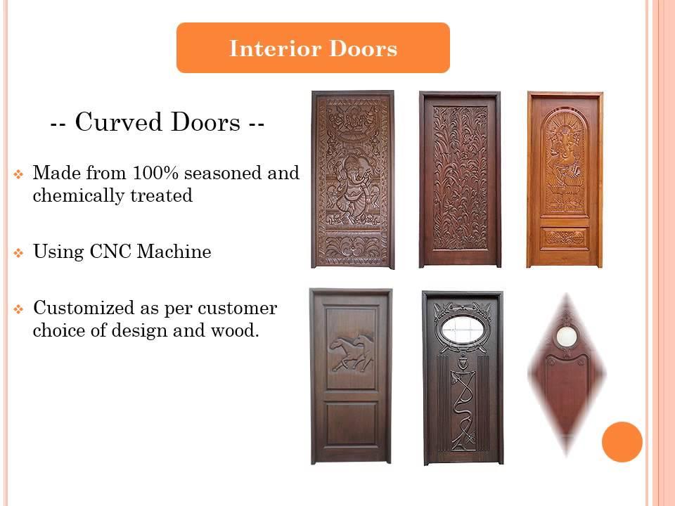 OP Doors - Wooden Door Manufacturers & Suppliers - YouTube