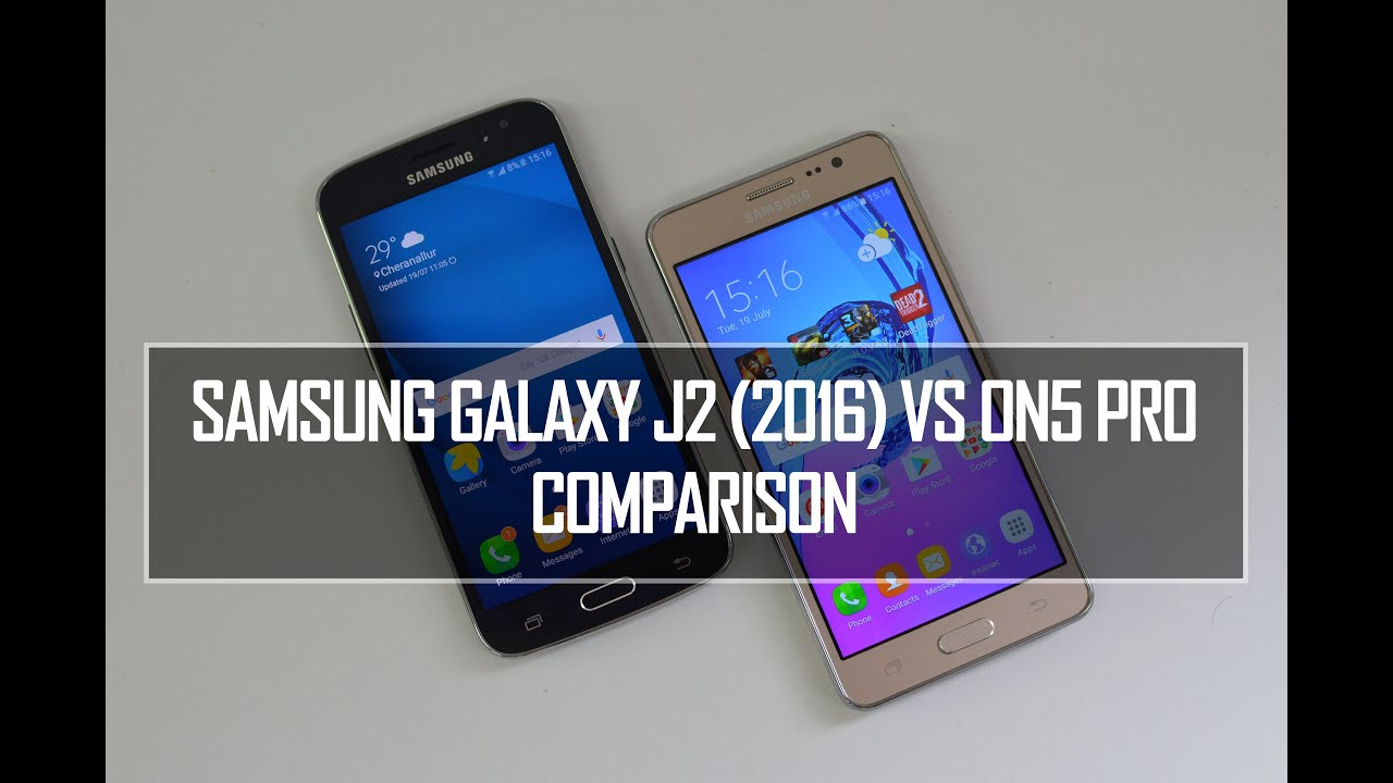 Samsung Galaxy On5 Vs J2 G5510 Ram 2gb 16gb Gold 5 Gb While The May Be Compact Has Managed To Make Most Of Battery