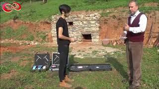 Alan tarama cihazı kullanım test videosu, Bionic A-T-3 Alan tarama dedektörü fiyatları