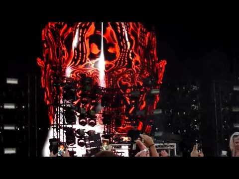 Eric Prydz - Electric Gardens Sydney 2017 - Opening track