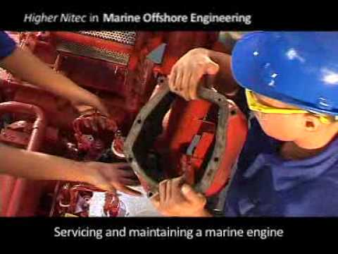 Higher Nitec in Marine Offshore Engineering