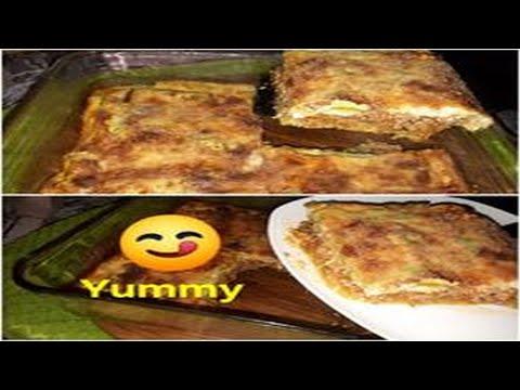 meilleure-recette-gratin-aux-courgette-&-zucchini-recipe-هذا-هو-كرتان-الكوسة-لي-حمق-كل-من-ذاقو