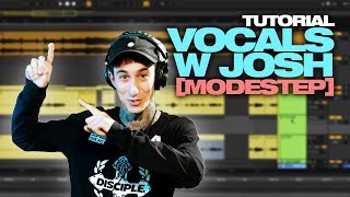 TUTORIAL - Vocal Processing w/ Josh [Modestep] (Free Abelton Patch)