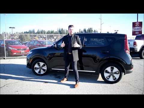 2020 Kia Soul EV Premium Review   Coquitlam, B.C.