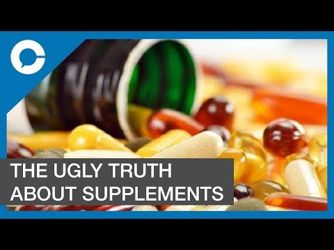 The Ugly Truth about Supplements (w/David Wang)