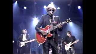 THE ROLLING STONES WITH JOHN LEE HOOKER AND ERIC CLAPTON