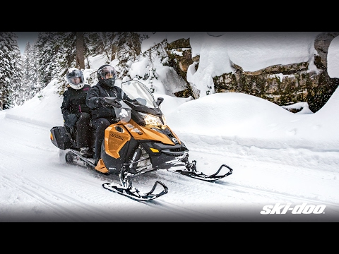 The Grand-Touring – 2018 Ski-Doo