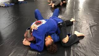 2018-10-21 Sunday Morning Open Mat @ Chicago Mixed Martial Arts | Rolling With Kendi