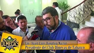Nuevo Consejo Ciudadano del Club Olmecas de Tabasco
