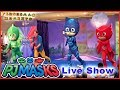 PJ Masks Live Show First Time in Singapore at City Square Mall
