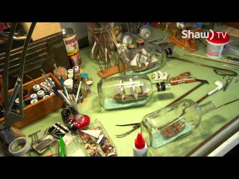 Ships in a Bottle on Shaw TV