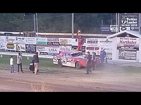 Jeff Crouse Racing.  🏁🏁Street Stock Feature Win at KRA Speedway🏁🏁.  5/17/18.  GOPRO Video