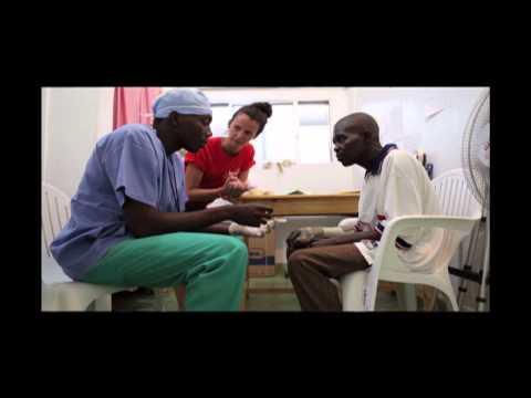 "Thumbnail for video ""CBM in Haiti - Hopital Adventiste d'Haiti"""