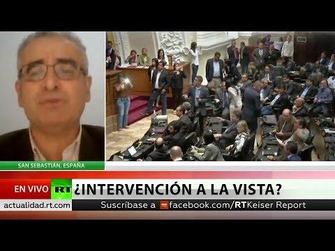 """""""A lo mejor Trump acepta la intervención militar de EE.UU. en Venezuela"""""""