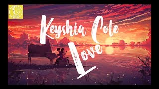 Gambar cover (Lyrics) Keyshia Cole - Love