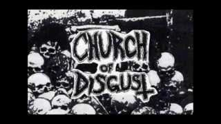 Church of Disgust - March the Horde - Demo