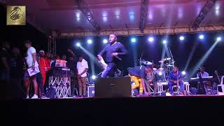 Exnel Electrifying Performance at The Ruffcion Concert