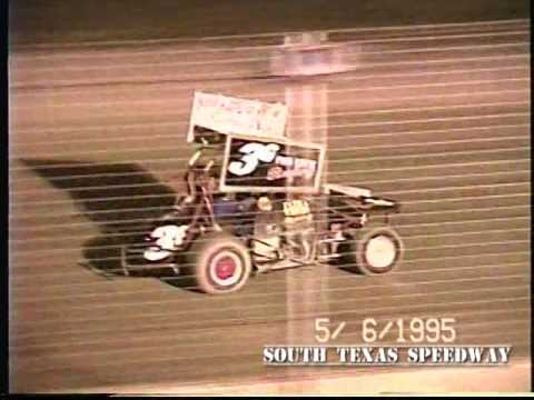 Texas Dirt | Sprint Cars | South Texas Speedway | May 6 , 1995