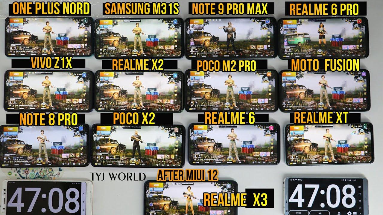 Download M31S#ONE PLUS NORD#POCO X2  MIUI 12#REALME X3/X2#NOTE 9 PRO MAX#M2 PRO#REALME 6/6I#MOTO  FUSION