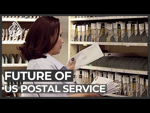 United States Postal Service At Risk