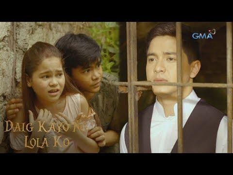 Daig Kayo Ng Lola Ko: Thirdy And Christine Try To Rewrite History