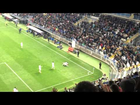 Malaga CF vs Atletico Madrid 1-0 Diego Godin O.G 20/12/15