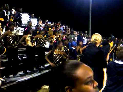 Dillon High marching band 2011 raise up