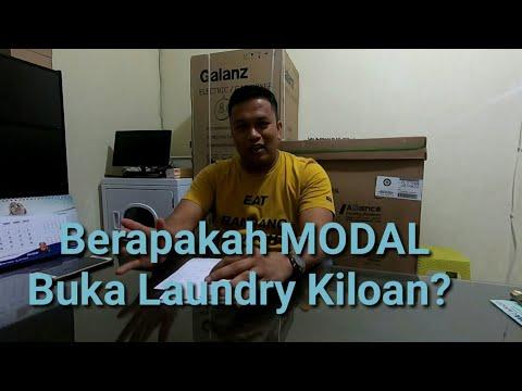 Berapa Modal Laundry Kiloan ? Mp3