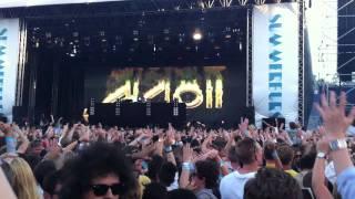 AVICII LIVE | Nadia Ali, Starkillers & Alex Kenji - Pressure (Alesso Remix) 720p HD