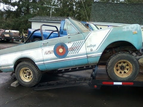 Scout II Restoration