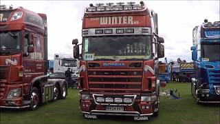 TRUCKFEST 2016 PETERBOROUGH - V8 SOUND!!! - LOUD PIPES!!! - TruckMax!