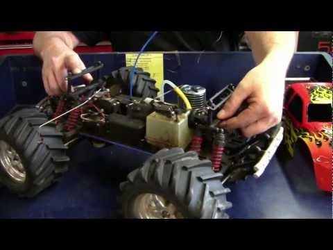 T-Maxx Engine Break Down
