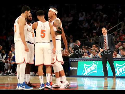 Voice of the NY Knicks Ed Cohen Previews Season on Big Board Sports